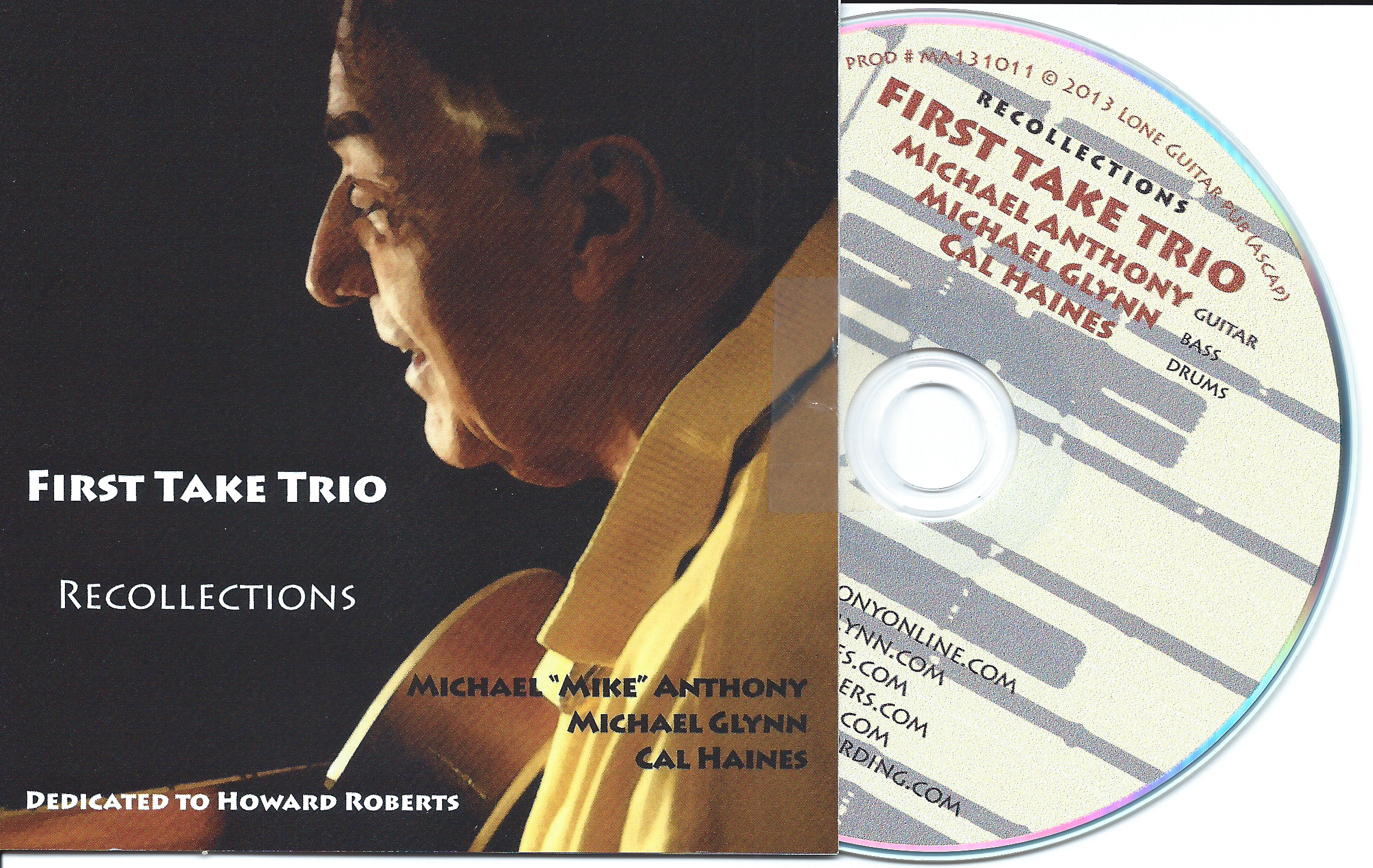First Take Trio - Recollections